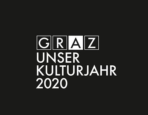 Graz Kulturjahr 2020 Logo