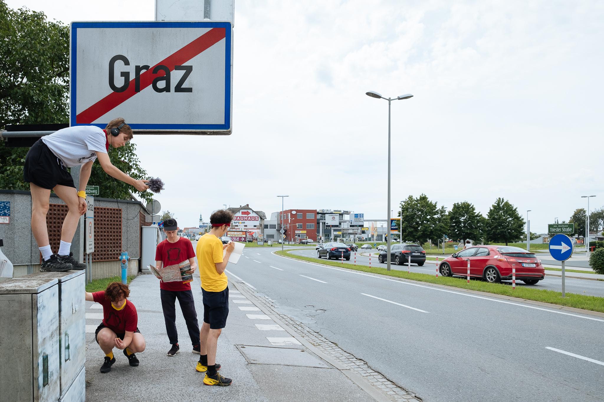 GRAZRAND Triester Straße Foto: Lena Prehal