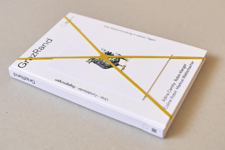 GrazRand - das Buch